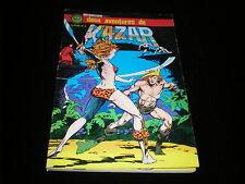 Ka-zar album 5 contient Kazar 6 & Conan HS Les clous rouges