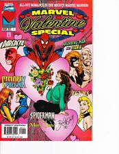 Marvel Valentine Special #1 1997 Spider-Man FREE SHIPPING AVAILABLE!