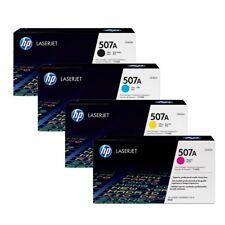 Set HP Genuine CE400A CE401A CE402A CE403A for LJ ENTERPRISE 500 COLOR M551 M570