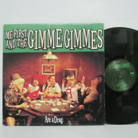 Me First And The Gimme Gimmes - Are A Drag LP 1999 US ORIG Rancid Nofx Lagwago