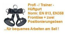 TS 111  Industrie - Arbeitsgurt Trainer - Hüftgurt Baumpflege SKT Hochseilgarten