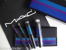 Mac Enchanted Eve MINERALIZAR Brush Kit X Juego De 4 Cepillos BNWT Ltd Ed