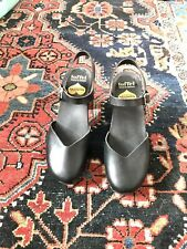 Swedish Hasbeens Black Size 6/39