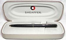 Sheaffer Agio Barley Black Ball Pen New In Box Product