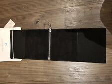 Corset Waist Belt - Black Stretch with Zip - Fashion Suede Feel Slimming Small