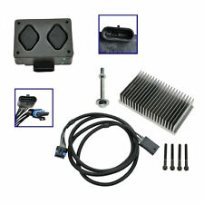 Fuel Pump Driver Module PMD and Relocation Kit Set For Chevy GMC 6.5L Diesel All