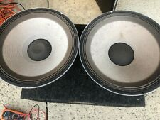 JBL 2265 HPL 15'' woofer for SRX 715, 725