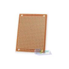 Standard Electronic Test Board Prototype Paper PCB Soldering Circuit Breadboard