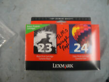 Lexmark #23 and #24 Ink Cartridge