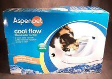 Aspen Pet Cool Flow Pet Fountain - NEW SEALED BOX