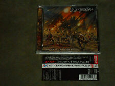 Rhapsody Rain Of A Thousand Flames Japan CD