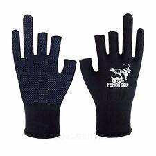 Nylon Non-Slip Fishing Gloves