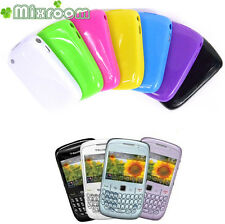 COVER CUSTODIA GEL SILICONE PER BLACKBERRY CURVE 8520 / 9300 3G