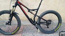 2016 Specialized Stumpjumper FSR Comp 6Fattie Mountain Bike frame only 27.5+ 29