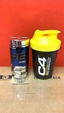 CELLUCOR P6 PM Night Time & Sleep Support 120 Cap + FREE C4 PRE-WORKOUT SHAKER