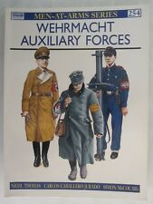 Osprey - Wehrmacht Auxiliary Forces (Men-at-Arms 254)