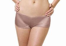 Panache 5084 Zara Satin Brief  / Short in Nude (Latte) from the superbra range