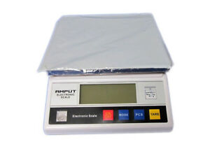 7.5kg x 0.1g Electronic Lab Digital Balance Scale High Precision  with Counting