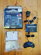 SEGA Mega Drive Video Game Console 15 in 1 Console Plug and Play BOXED - AUS