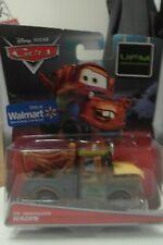 Disney Pixar Cars Toons Dr Abschlepp Wagen UFM Mater Mattel 1.55 Scale BNIB