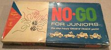 Vintage 1968 Board Game - No Go For Juniors - 100% Complete