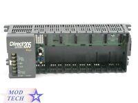 Direct Logic D2-06B-1 Slot Rackmount DL205 IO Base