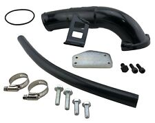 GM Egr Cooler To Up-pipe Gasket For 2004.5-2005 Gm 6.6l Duramax Lly 97328807