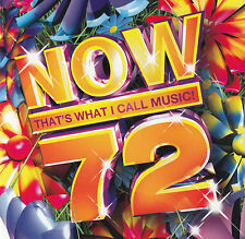 NOW 72 - THAT'S WHAT I CALL MUSIC  / VARIOUS ARTISTS - 2 CD SET