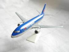 Boeing B737 BM - BRITISH MIDLAND / nn, unknown make 1:200 ? / Spannweite 17 cm