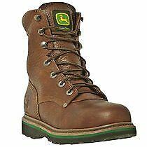 "John Deere 8"" Lacer Work Boot JD8193"