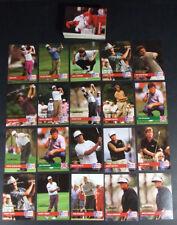 "1992 Pro Set Golf ""1991 Champions"" Gold Foil Set (78 card set)"