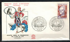 1967 - Enveloppe Fdc 1°Jour - Figaro - A.Caron de Beaumarchais -Timbre Yt.1512