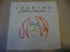 "JOHN LENNON""IMAGINE-disco 33 giri DOPPIO PARLOPHONE Italy 1988"" OST-VERY RARE"