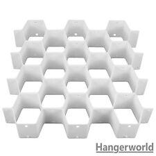 Hangerworld™ Schubladen-Organizer mit 32 Fächern für Wäsche & Büroartikel -
