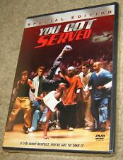 You Got Served (DVD, 2004, Special Edition), NEW & SEALED, WIDESCREEN, REGION 1