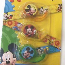 Disney Mickey Mouse Clubhouse Fun Tape Set Scrapbook Arts Crafts Mini Tape Rolls