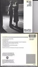 CD 8T RICKIE LEE JONES PIRATES 1988 GERMANY Warner Bros. Records – 256 816