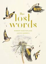 The Lost Words by Robert Macfarlane New Hardback Book