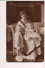 Vintage Postcard Victoria Louise Prussia Duchess Brunswick Princess Hanover,Kids
