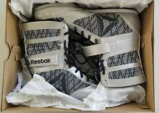 Reebok boxing boots Silver/Black size 10