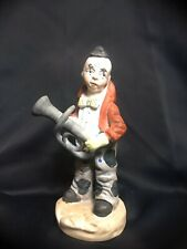 Spiky Haired Clown Statue