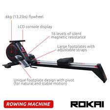Viavito Rokai Magnetic Rower Fitness Folding Rowing Machine