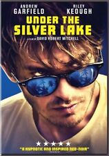 Under The Silver Lake DVD 2018 Indie Mystery It Follows Andrew Garfield