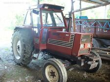 Fiat 880-5 & 880DT-5 Tractor Parts Manual