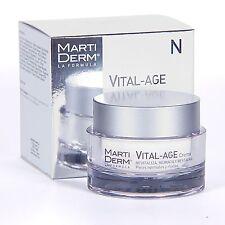 Martiderm Vital Age Cream Platinum, Normal To Combination Skin 0.17oz 5ml Travel