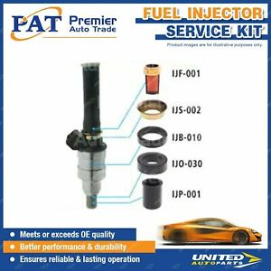 PAT Fuel Injector Service Kit for Land Rover Range Rover 3.5L 1985-1989