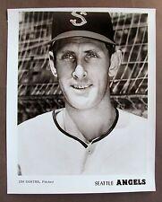 1966 JIM COATES Seattle Angels Popcorn Card premium 8x10 PCL baseball photo