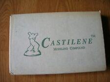 1 Box Chavant Castilene Modeling Compound 2.5 lbs Medium Clay