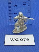 Wargames/R.P.G./Rol/Apocalipsis - Soldado Americano Actual - Metal WG79