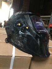 ROBO mask AUTO DARKENING WELDING/GRINDING HELMET big view/4 sensor/DIN 4-13 Hood